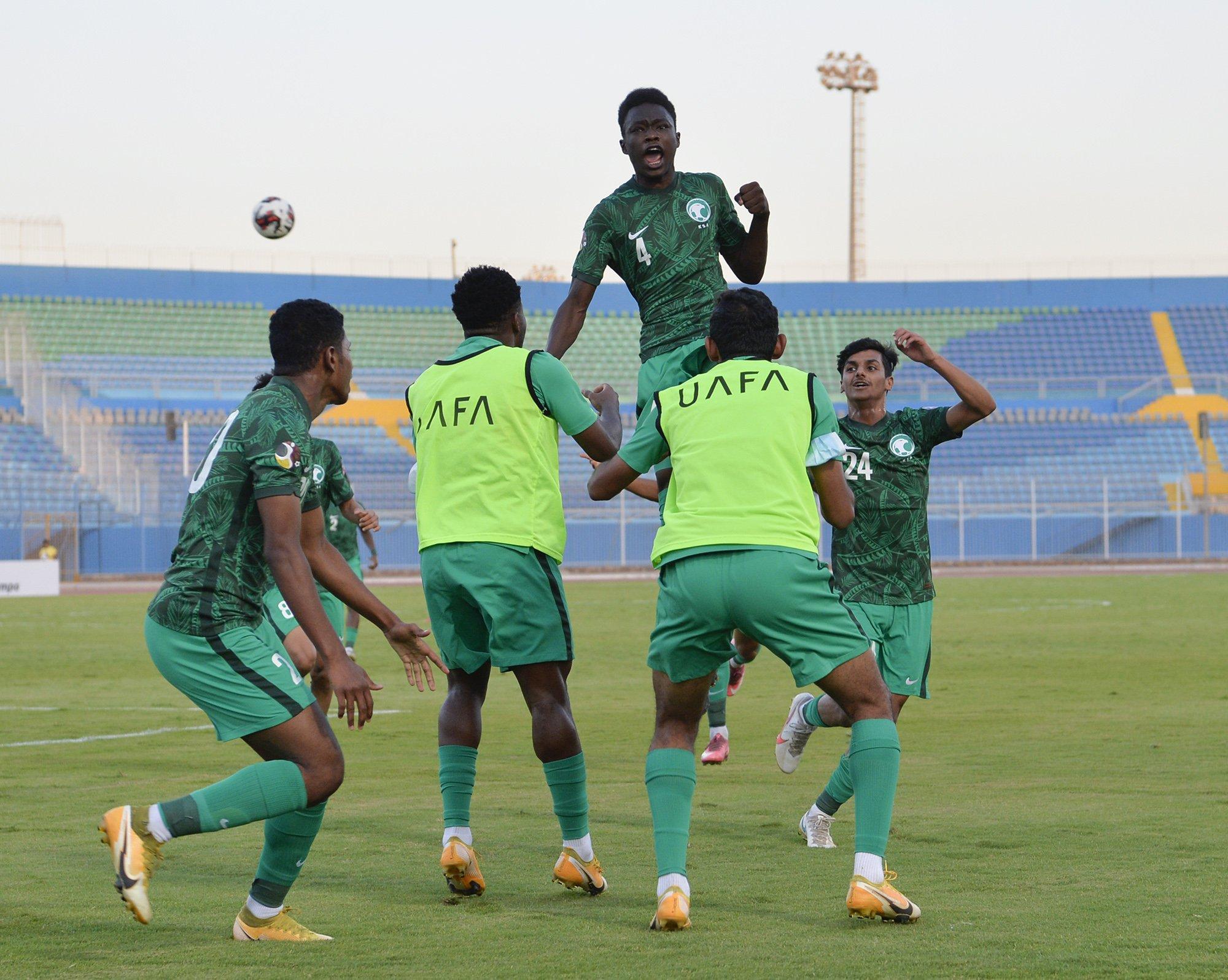 نتيجة مباراة السعودية والجزائر في كأس العرب اليوم