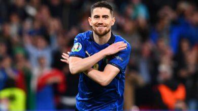 ركلة الجزاء الأخيرة لمنتخب ايطاليا أمام اسبانيا