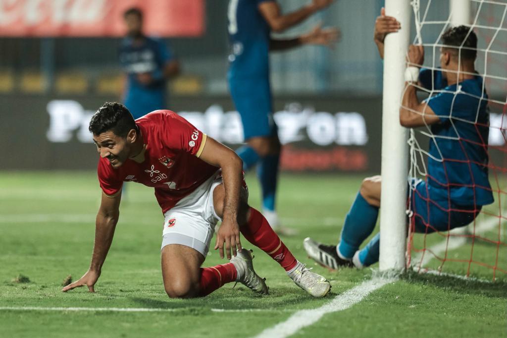 نتيجة مباراة الاهلي وأسوان في الدوري المصري
