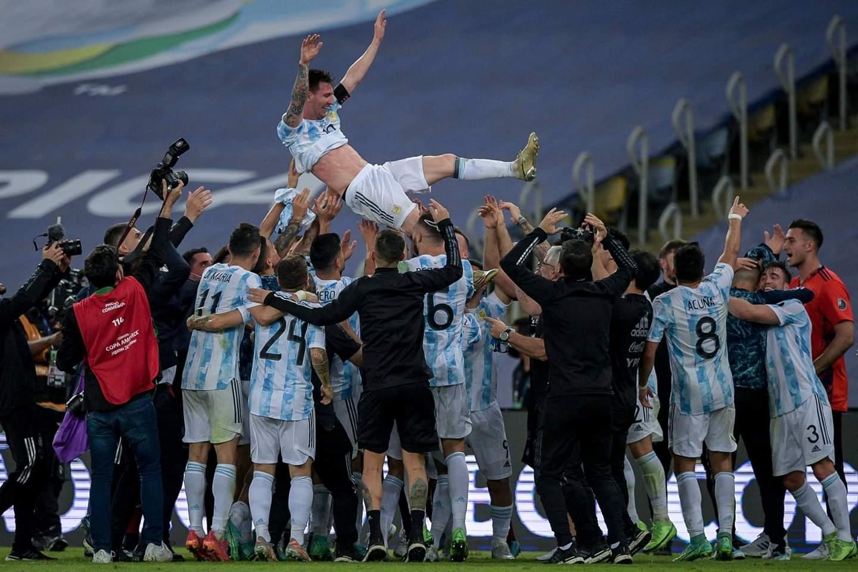 نتيجة مباراة الأرجنتين و البرازيل في نهائي كوبا أمريكا 2021