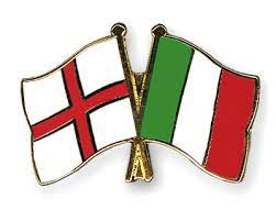 Italy and England