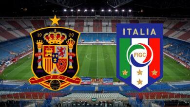 إيطاليا - إسبانيا