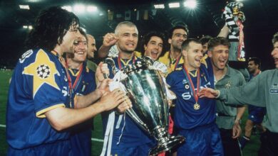 نهائي دوري ابطال اوروبا 1996