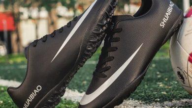 شراء افضل حذاء رياضي لكرة القدم للعشب الصناعي ترتان