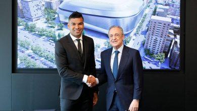 عاجل ورسمياً.. ريال مدريد يعلن تجديد عقد كاسيميرو حتى 2025