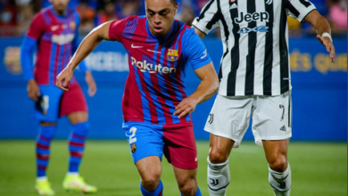 نتيجة مباراة برشلونة ويوفنتوس في كاس جوان جامبر