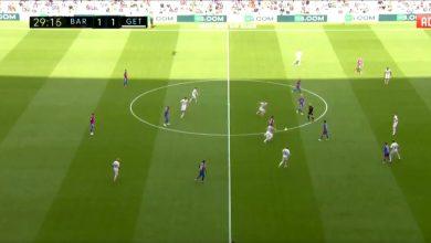 هدف ممفيس ديباي ضد خيتافي 2-1 الدوري الاسباني