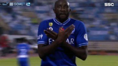 هدف موسى ماريجا ضد التعاون 1-1 الدوري السعودي