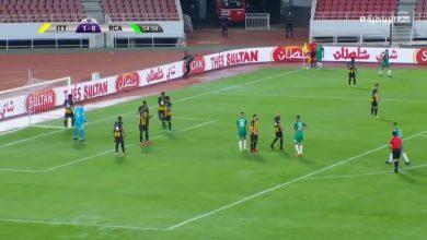 هدف الرجاء الاول ضد الاتحاد 1-1 البطولة العربية