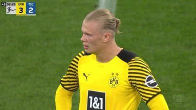 اهداف مباراة بوروسيا دورتموند ضد هوفنهايم 3-2 الدوري الالماني