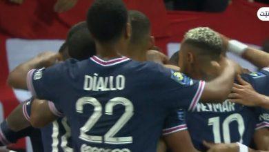 هدف باريس سان جيرمان الاول ضد ريمس 1-0 الدوري الفرنسي