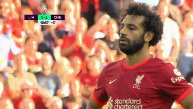 اهداف مباراة ليفربول ضد تشيلسي 1-1 الدوري الانجليزي