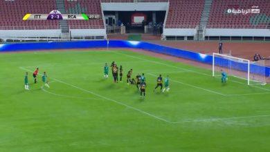 هدف الرجاء الرابع ضد الاتحاد 4-2 البطولة العربية