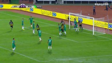 اهداف الاتحاد والرجاء في نهائي البطولة العربية