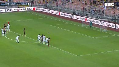 هدف الاتحاد الاول ضد الرائد 1-0 فهد المولد