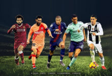بداية الدوريات الخمس الكبرى 2021-2022