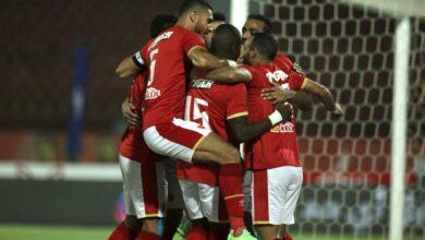 نتيجة مباراة الاهلي ووادي دجلة اليوم في الدوري المصري