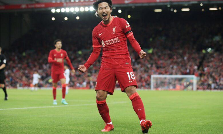 هدف ليفربول الاول في مرمى اوساسونا 1-0 مباراة ودية