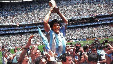 نهائي كأس العالم 1986