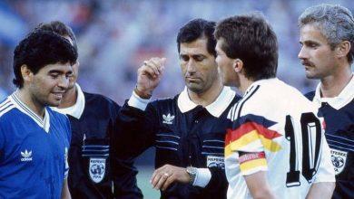 نهائي كأس العالم 1990