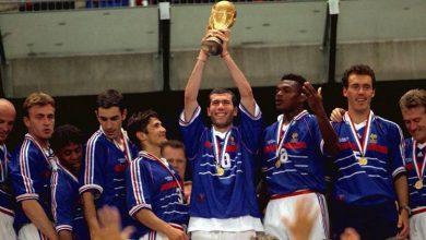 نهائي كأس العالم 1998