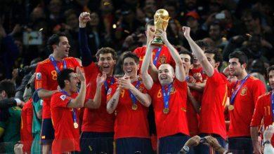 نهائي كأس العالم 2010