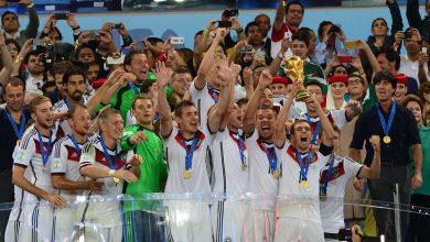 نهائي كأس العالم 2014