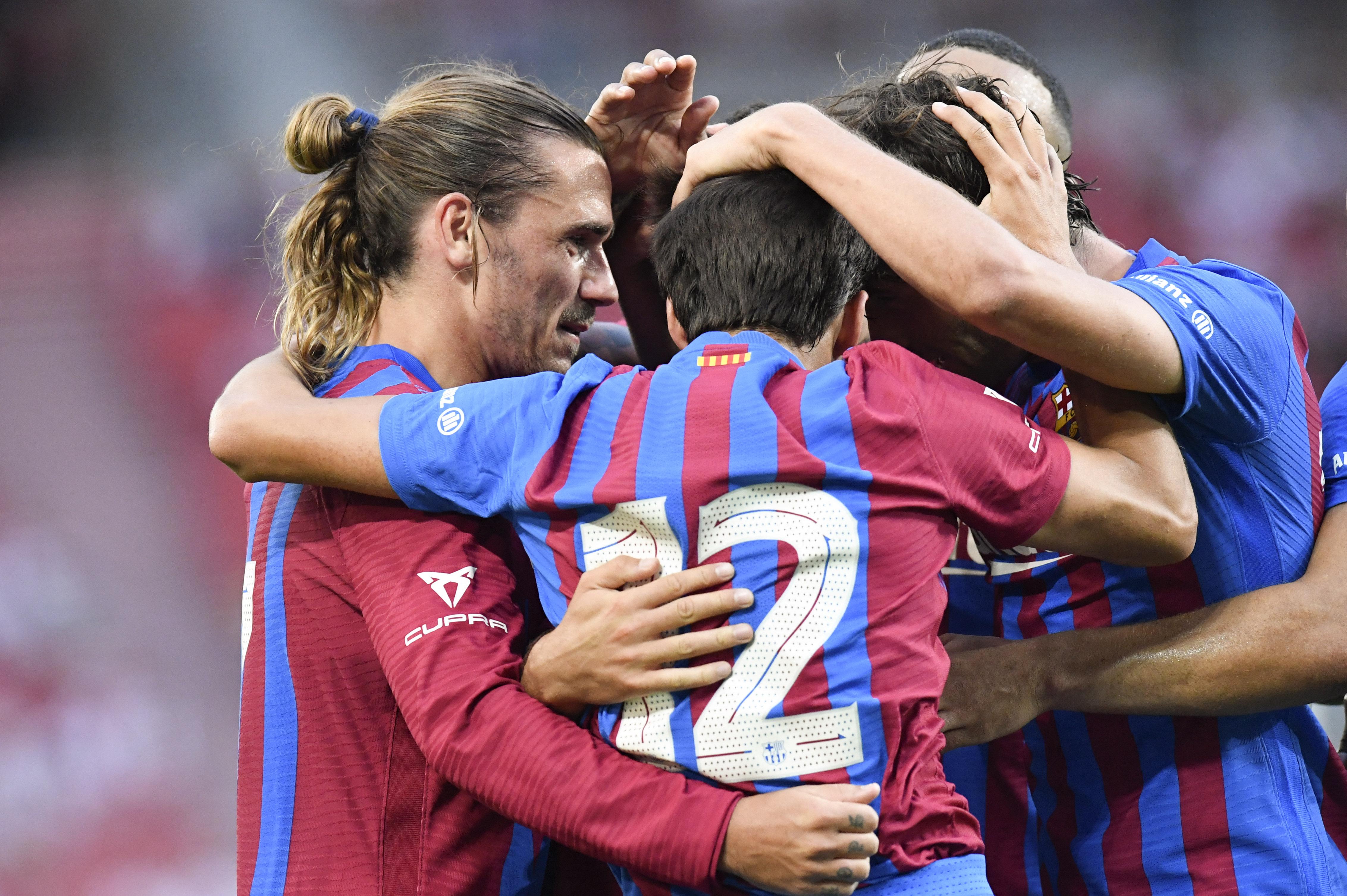 ملخص مباراة برشلونة ويوفنتوس في كأس خوان جامبر