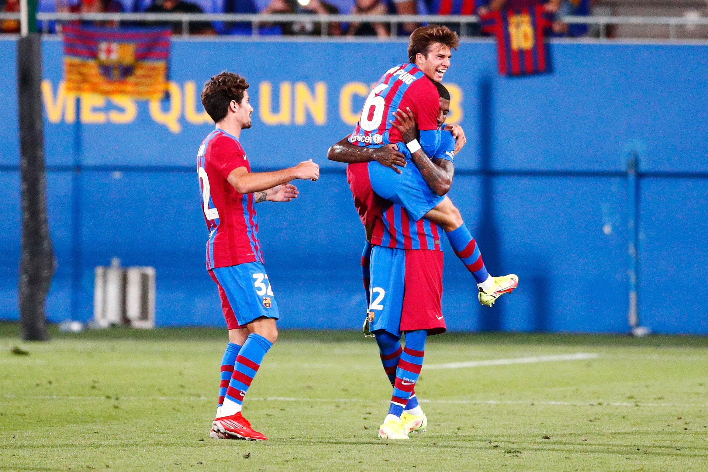هدف برشلونة الثالث في مرمى يوفنتوس 3-0 كأس خوان جامبر