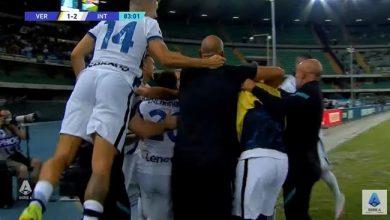 اهداف انتر ميلان ضد فيرونا 3-1 الدوري الايطالي