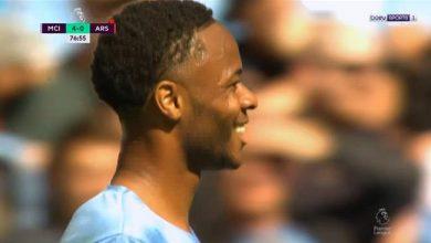 اهداف مانشستر سيتي ضد ارسنال 5-0 الدوري الانجليزي