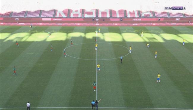 ملخص مباراة البرازيل والمكسيك في أولمبياد طوكيو