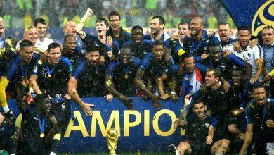 نهائي كأس العالم 2018