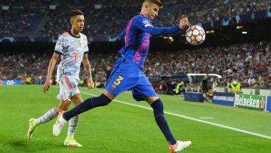 رقم سلبي لبرشلونة على ملعب الكامب نو في دوري ابطال اوروبا