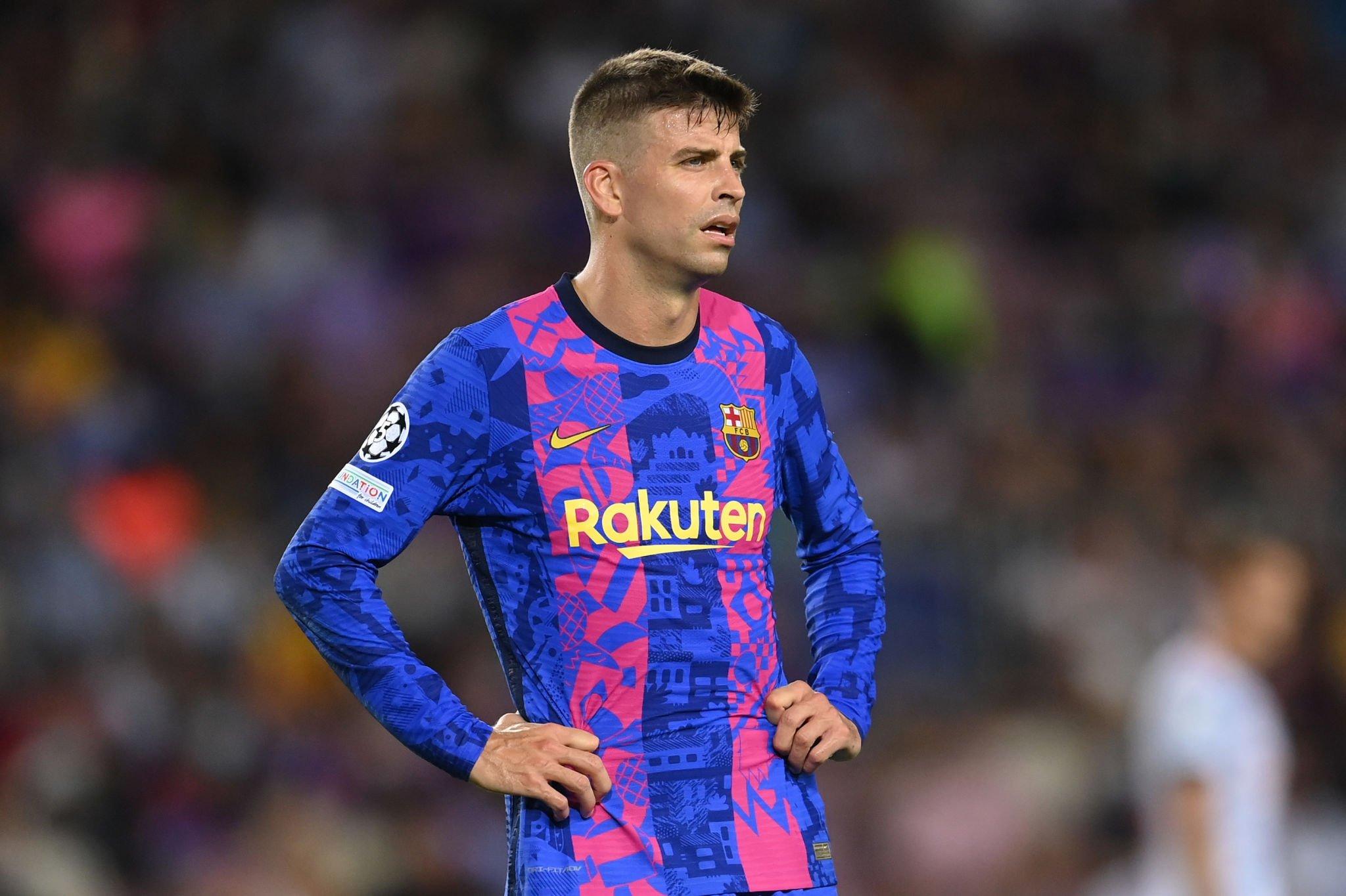 بيكيه يعلق على سقوط برشلونة امام بايرن ميونيخ