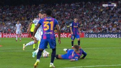 هدف بايرن ميونخ الثالث ضد برشلونة 3-0 دوري ابطال اوروبا