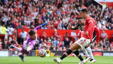 هدف كريستيانو رونالدو ضد نيوكاسل 1-0 الدوري الانجليزي