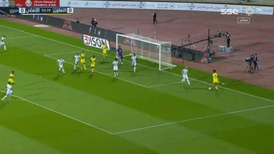 اهداف مباراة التعاون والاهلي 1-1 الدوري السعودي