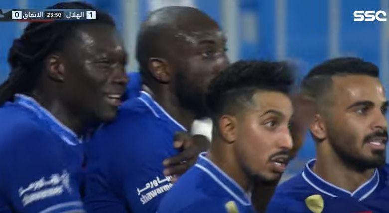 اهداف الهلال ضد الاتفاق 3-2 الدوري السعودي