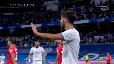 هدف ريال مدريد الثالث ضد ريال مايوركا 3-1 الدوري الاسباني