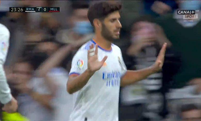 هدف ريال مدريد الثاني ضد ريال مايوركا 2-0 الدوري الاسباني