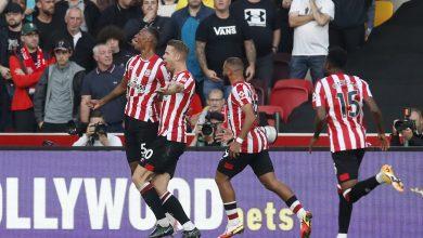 هدف برينتفورد ضد ليفربول 1-0 الدوري الانجليزي