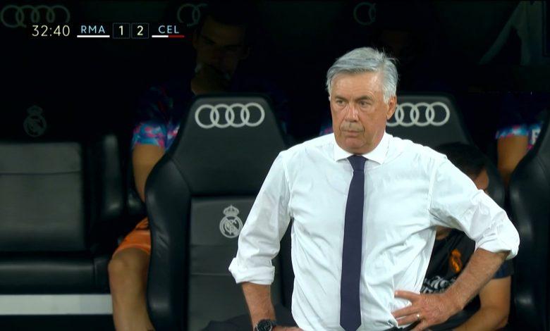 هدف سيلتا فيجو الثاني ضد ريال مدريد 2-1 الدوري الاسباني