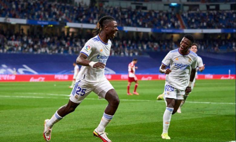 اهداف ريال مدريد ضد سيلتا فيجو 5-2 الدوري الاسباني