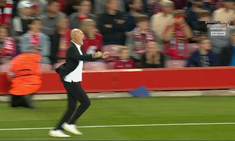 هدف ميلان الثاني ضد ليفربول 2-1 دوري ابطال اوروبا
