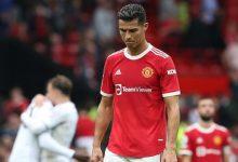 رونالدو يعلق على سقوط مانشستر يونايتد امام استون فيلا