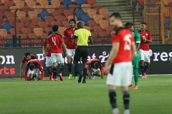 نتيجة مباراة مصر والجابون في التصفيات المؤهلة لكأس العالم 2022