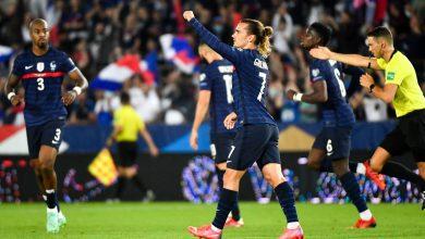 نتيجة مباراة فرنسا ضد البوسنة والهرسك في التصفيات المؤهلة لكأس العالم