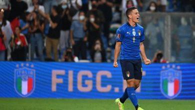نتيجة مباراة ايطاليا وليتوانيا في التصفيات المؤهلة لكأس العالم 2022