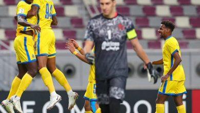 نتيجة مباراة النصر وتركتور سازي تبريز في دوري أبطال آسيا